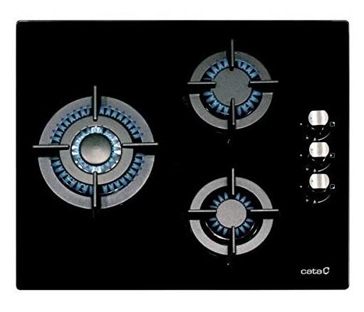 placas de cocina de gas